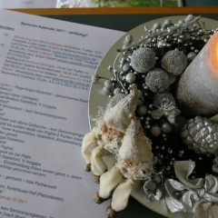 Adventsbrunch der Senioren